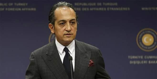 Müftüoğlu: Katar'daki faaliyetlerimiz herhangi bir ülkeye karşı değil