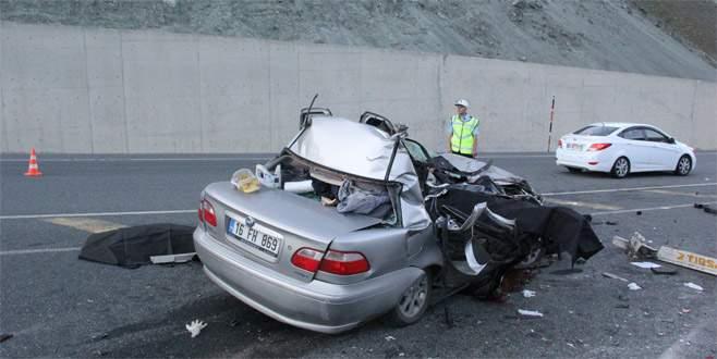 Bayram tatilinin 2 gün bilançosu: 54 kaza, 37 ölü, 249 yaralı