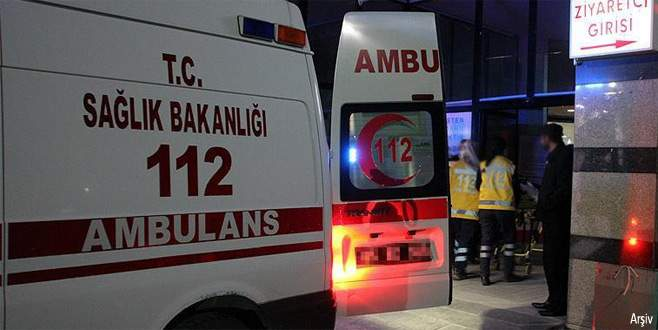 Öldürülen kişiyi yaralı diye ambulansa teslim edip…