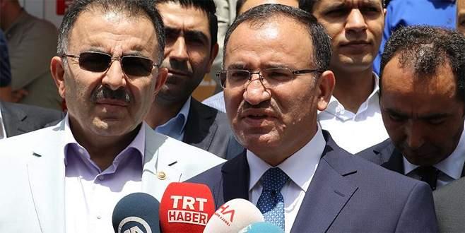 Bozdağ'dan Kılıçdaroğlu'nun iddiasına yanıt