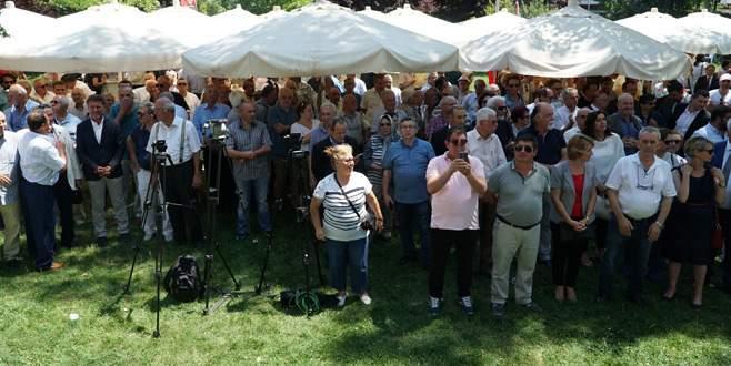 CHP Bursa'da 'Adalet' mitingi