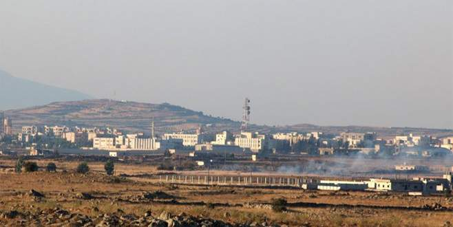 İsrail Suriye üslerini vurdu