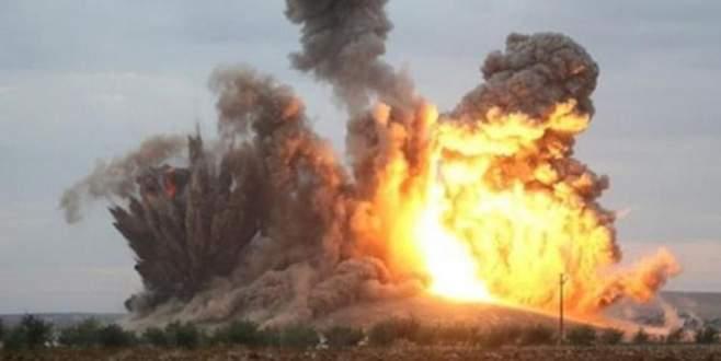 Koalisyon uçakları IŞİD hapishanesini vurdu: 57 ölü
