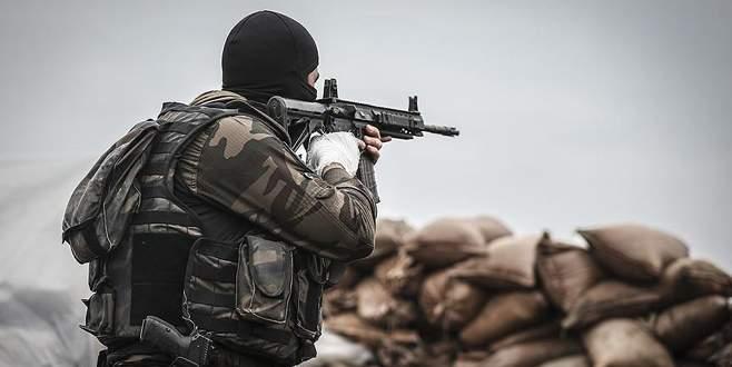 Bingöl'de 10 terörist etkisiz hale getirildi
