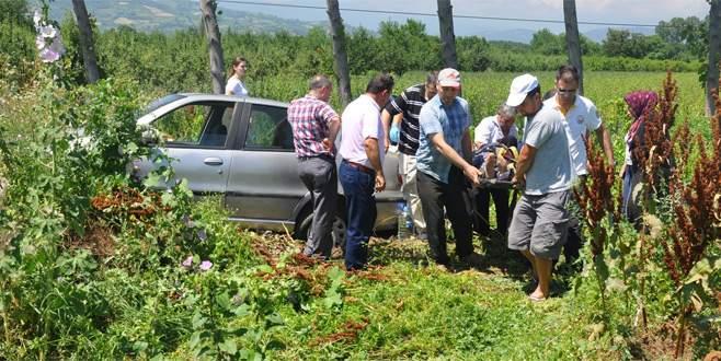 Bursa'da 3 ayrı kazada 5 kişi yaralandı