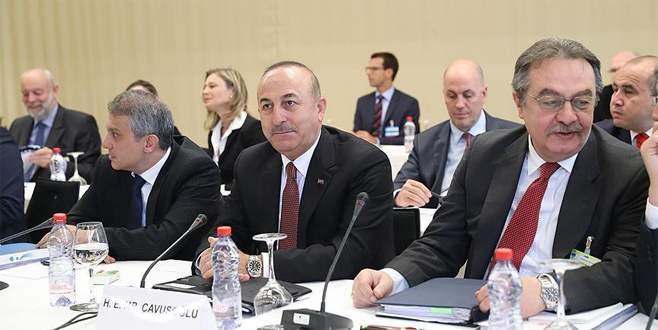 Çavuşoğlu: 50 senedir süren Kıbrıs sorunu artık çözüme kavuşturulmalı