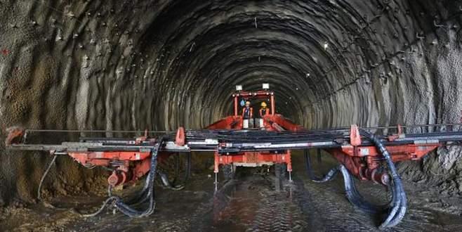 Ovit Tüneli 2017 sonunda açılacak