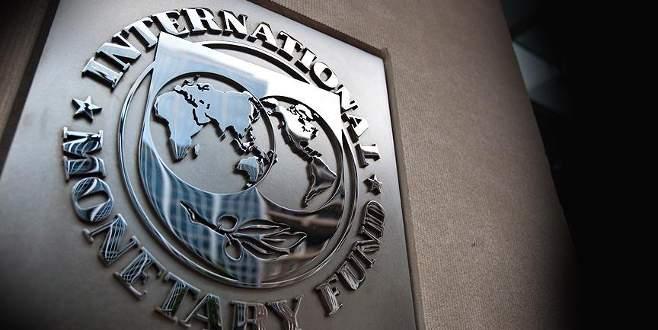 IMF, ABD'nin büyüme tahminini düşürdü