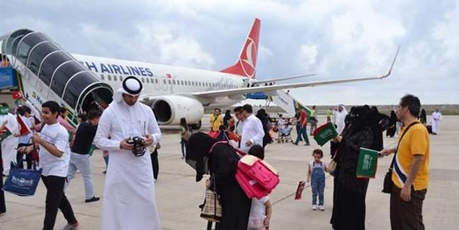 3,5 milyon Arap turist bekleniyor