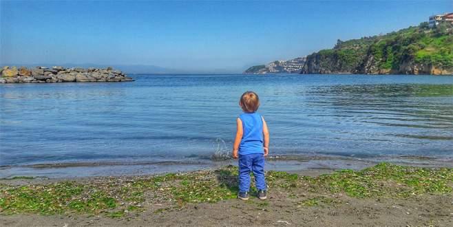 Bursa denizleri kirlilikten arınıyor