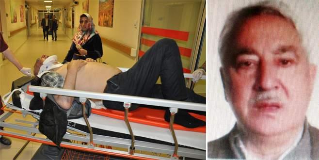 Bursa'da kamyonetin çarptığı bisiklet sürücüsü hayatını kaybetti