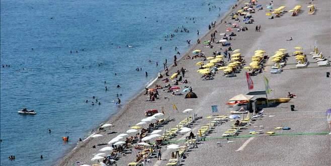 Mayıs turizm istatistikleri açıklandı