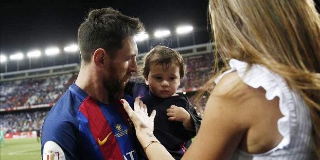 Arjantin, Messi'nin düğününe odaklandı