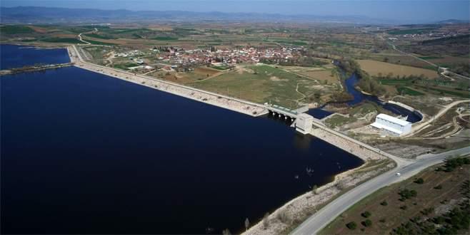 Boğazköy Barajı Sulaması'nda sona gelindi