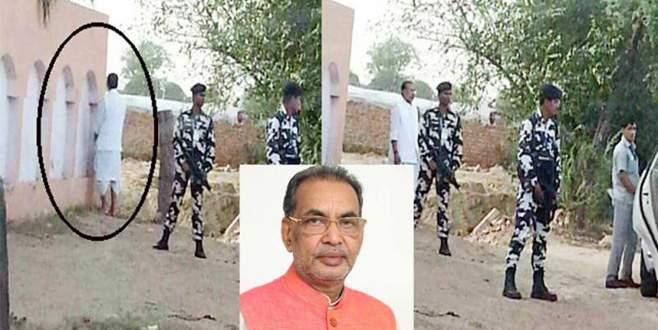 Hindistan'da 'çiş' skandalı