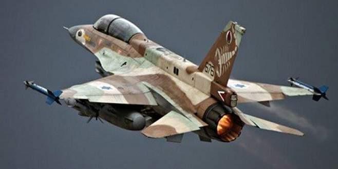 İsrail yine Suriye üssünü vurdu