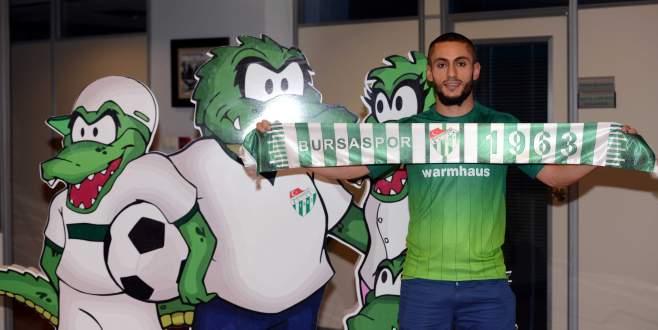 Bursaspor'da transfer: Barış Yardımcı imzayı attı