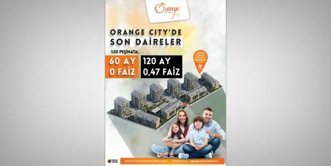 Orange City'de sıfır faiz avantajı