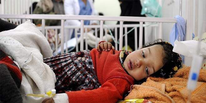Kolera salgınında bin 500 kişi öldü