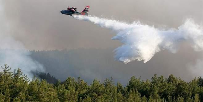 Orman Genel Müdürü: 'Yangının yüzde 70-80'ini çevirdik'