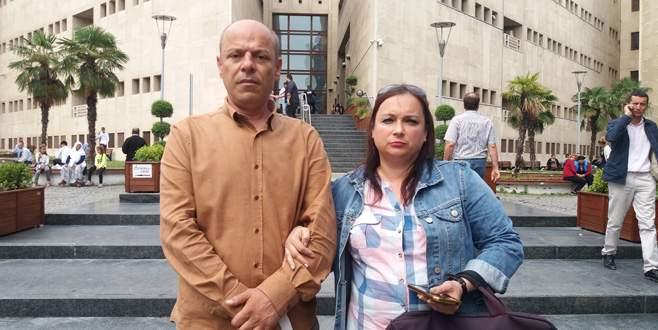 Çocuğunun gözü önünde darp edilen Bursalı baba adalet bekliyor