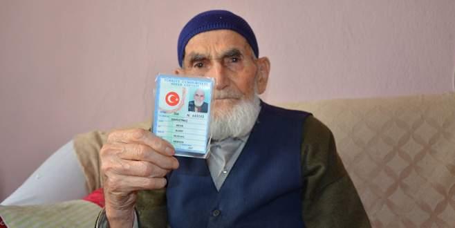 İznikli Hamit Dede 100 yaşında öldü