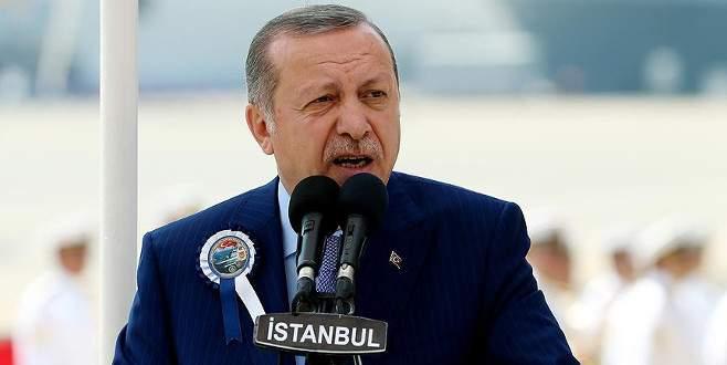 Erdoğan: 'İnşallah biz uçak gemimizi de yapacağız'