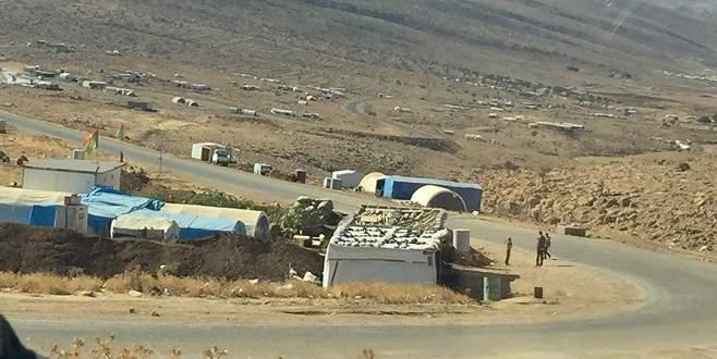 'Terör örgütü PKK Haşdi Şabi'ye koridor açıyor' iddiası