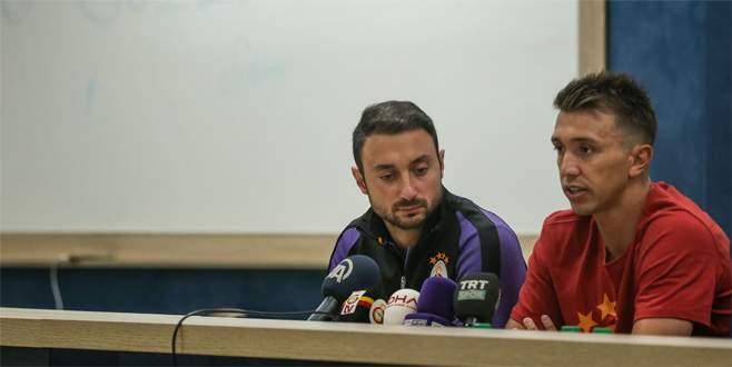 'Hayatımın sonuna kadar Galatasaray'da kalabilirim'