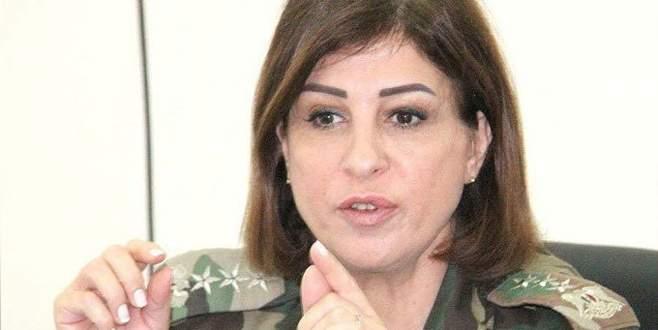 Suriye ordusunun ilk kadın generali