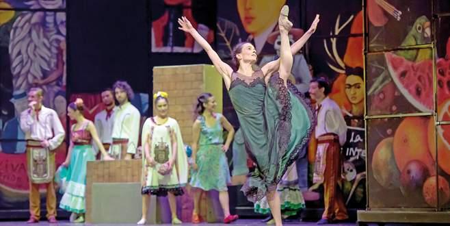 Bursa 'Frida'yı alkışladı