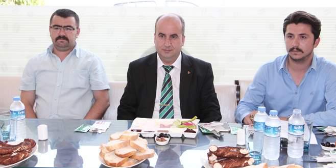MHP Yenişehir'de yeni yönetime onay