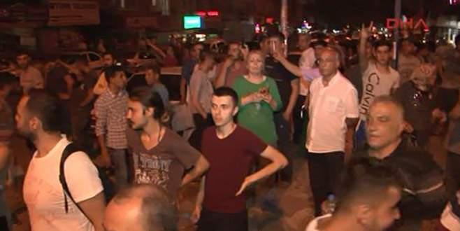 Suriyelilerle mahalleli arasında tehlikeli gerginlik