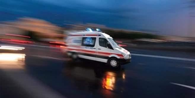 Bursa'da motosiklet elektrik direğine çarptı: 1 ölü