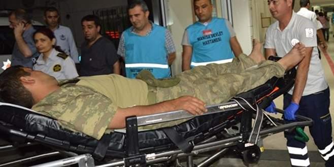Kışladaki zehirlenmede 1 asker tutuklandı