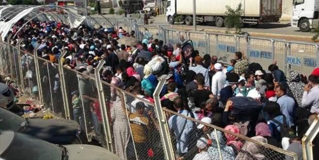İçişleri Bakanlığı'ndan Suriyeliler için açıklama