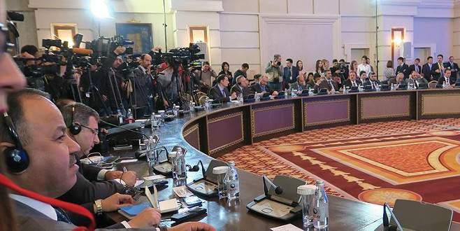 Astana'da gündem: Çatışmasızlık bölgeleri