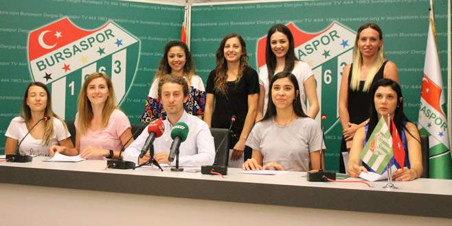 Bursaspor'a voleybolda 9 imza