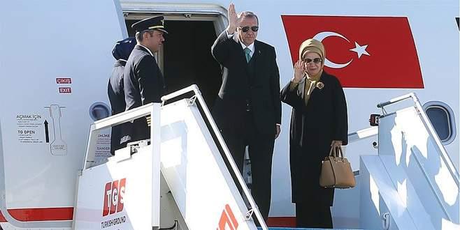 Cumhurbaşkanı Erdoğan Almanya'ya gidecek
