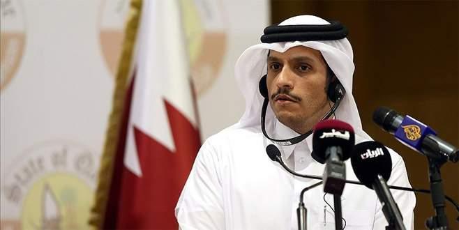 Katar'dan 'Türk üssü' açıklaması
