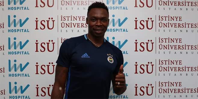 Kameni, resmen Fenerbahçe'de