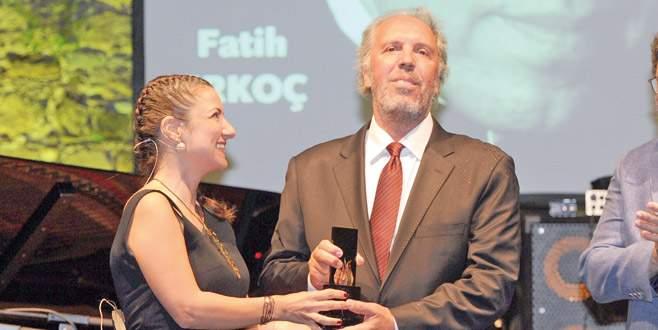 Fatih Erkoç'a büyük onur