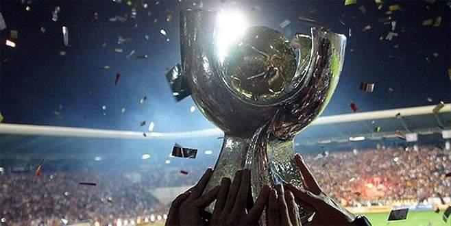 Turkcell Süper Kupa maçı Samsun'da