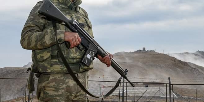 PKK saldırısında yaralanan asker şehit oldu