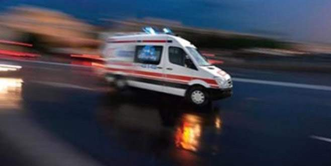 Zırhlı polis aracının çarptığı polis şehit oldu