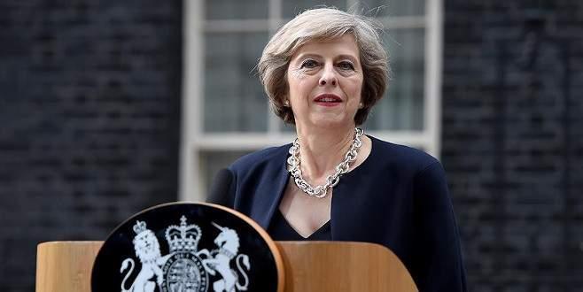 İngiltere Başbakanı May'den 'terör' açıklaması