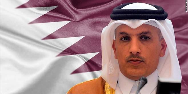 Katar: Çok zenginiz tehdit edemezsiniz