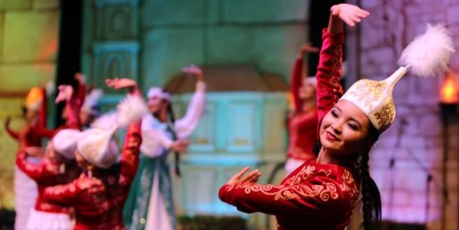 31. Uluslararası Altın Karagöz Halk Dansları Yarışması başladı