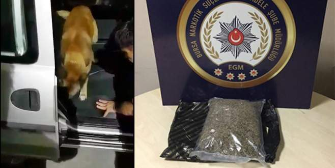 Bursa'da şüpheli araç ihbarı ekipleri harekete geçirdi
