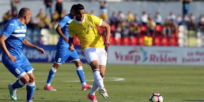 Fenerbahçe hazırlık maçında Juventus Bükreş'e yenildi